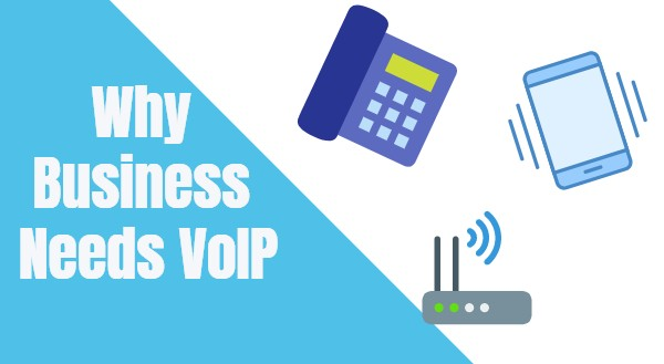 Why your business needs voip